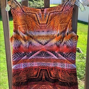 Ombré Style Dress
